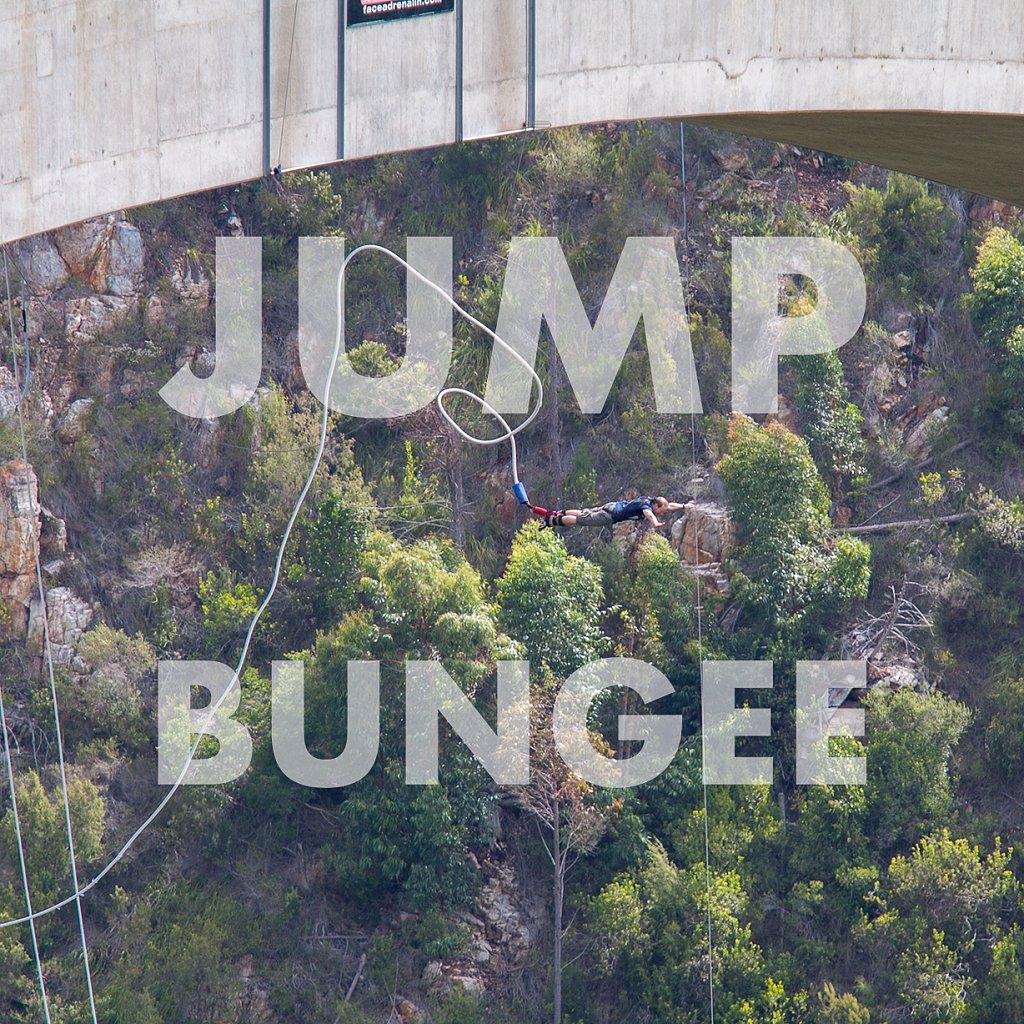 Bloukrans Bridge, 216m, Südafrika (2016)