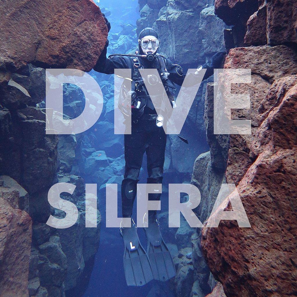 Silfra-Spalte, Island (2019)